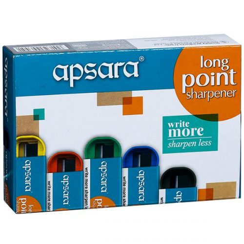 Apsara Long Point Sharpeners-325987456-5698232225-63218889-Front Side