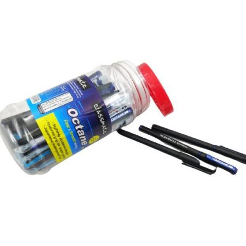 ITC Classmate Octane Assorted Gel Pen Pack Of 25 (Free 10 Refills)_1615647602892-Open Side_result